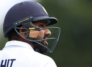 An overseas start is a hard-won thing — Rohit Sharma needs to stop throwing them away