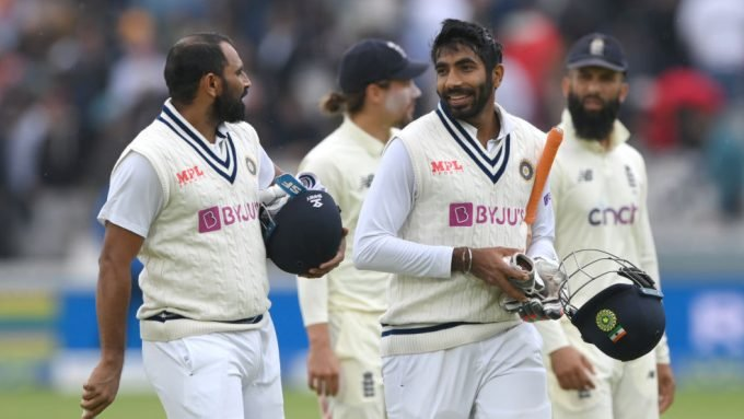 Bumrah and Shami go off script, turn game on its head