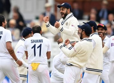 Five takeaways from India's epic Lord's win