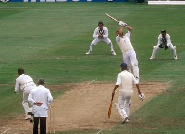 The '81 Ashes through Botham's eyes: England dominate at Old Trafford