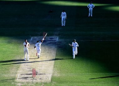 India's Lord's heist is good, but it's nothing close to the Gabba
