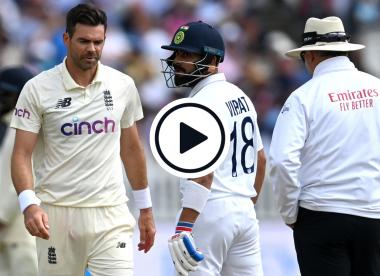 Watch: 'This isn't your backyard' - Swear-filled Kohli-Anderson stump mic exchange ignites England-India Test