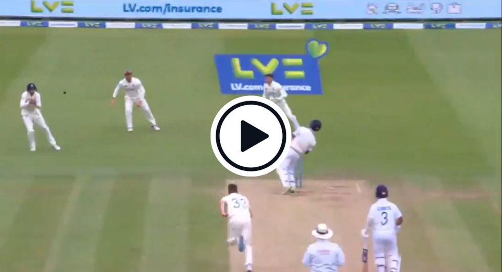 Watch: Mark Wood Ends Pujara's Epic Resistance With Vicious Lifter