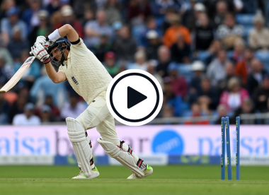 Watch: Jasprit Bumrah's seaming pearler ends Joe Root's record-breaking innings