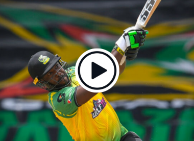 Watch: Andre Russell smashes all-time record with 14-ball fifty in CPL