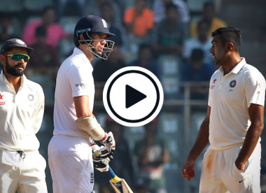 Watch: The Ashwin-Anderson on-field clash from 2016 that turned Kohli into peacemaker