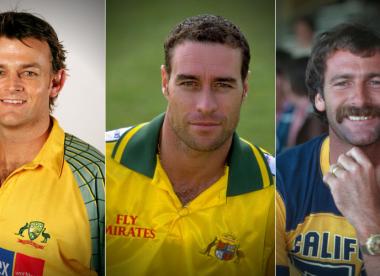 The all-time Australia ODI XI, based on the ICC rankings