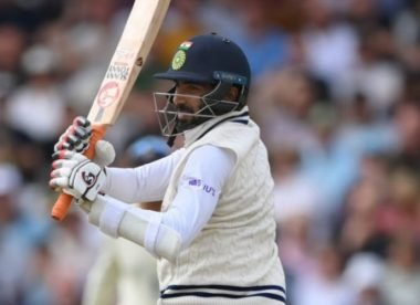 India's tail starting to find runs augurs well for the rest of the tour