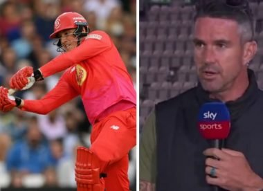 'He hits way too many balls in the air' - Kevin Pietersen comes down hard on Tom Banton