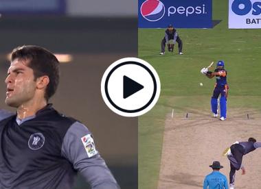 Watch: Babar Azam v Shaheen Afridi - A battle made in T20 heaven