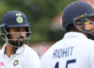 KL Rahul and Rohit Sharma: A match made in batting heaven