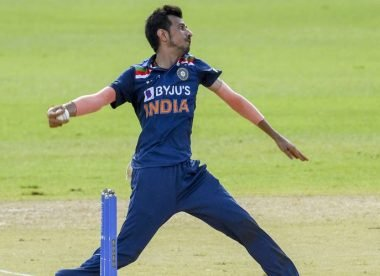Yuzvendra Chahal's axing was a long time coming, but it doesn't have to be the end