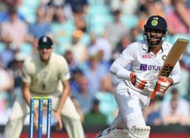 Ravindra Jadeja at No.5 makes sense for him and for India