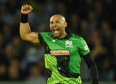 Tymal Mills: From 12 weeks in a back brace to England's T20 World Cup squad