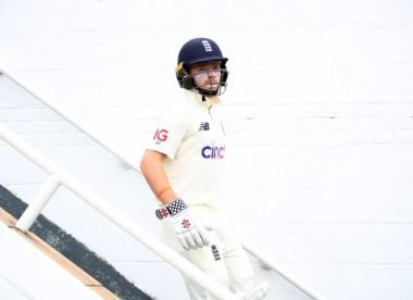To reignite his Test career, Ollie Pope had to come home