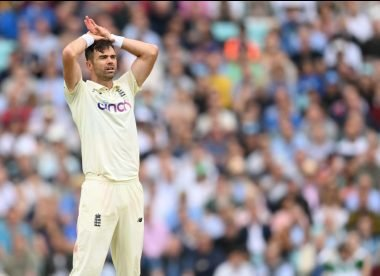 James Anderson's second-innings struggles show that he can't go on forever