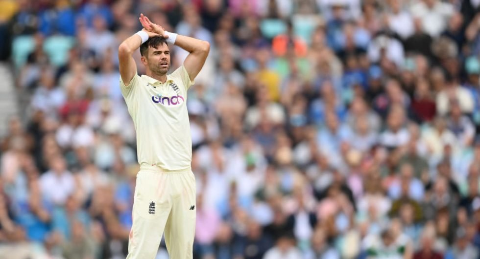 james anderson second innings