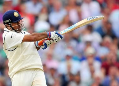In praise of MS Dhoni, the Test batsman in England