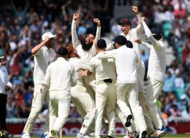 Raw, loose, eternally watchable, Moeen Ali gave England what they needed