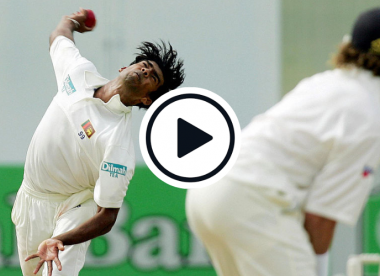 Watch: The Malinga Test spell from 2005 that showed he was destined for greatness
