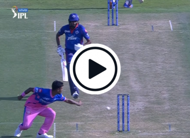 Watch: Ashwin, Samson and Mustafizur combine in farcical missed run out opportunity