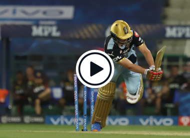 Watch: Andre Russell nails yorker to send AB de Villiers packing for first-ball duck