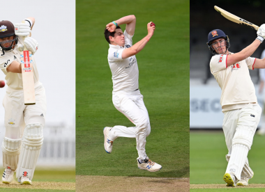 Wisden's under-24 team of the 2021 County Championship