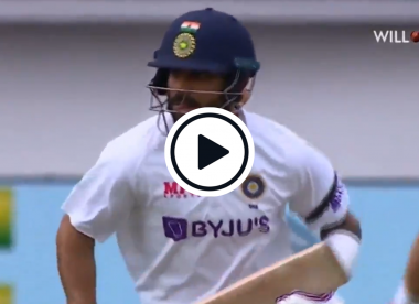 Watch: Virat Kohli licks his lips after stroking James Anderson through the covers
