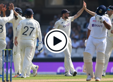 Watch: Moeen Ali continues his hold over Virat Kohli with record-breaking dismissal