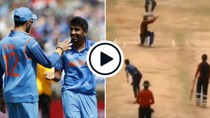 Watch: The 2017 Jasprit Bumrah cameo that proved Yuvraj Singh wrong
