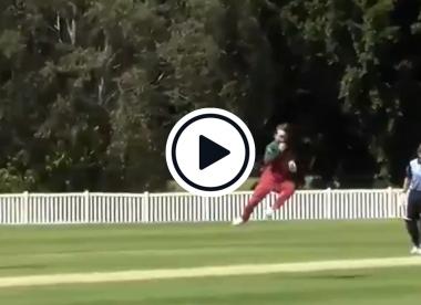 Watch: Marnus Labuschagne bowls Usman Khawaja in grade cricket, celebrates vociferously