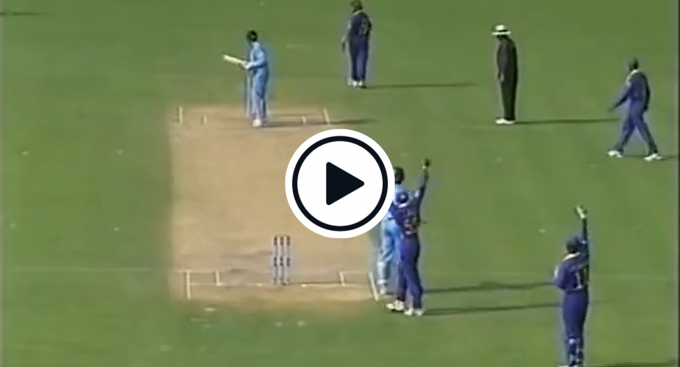 Watch: Virender Sehwag Bizarrely Run Out While Shadow Batting In 2007 ODI