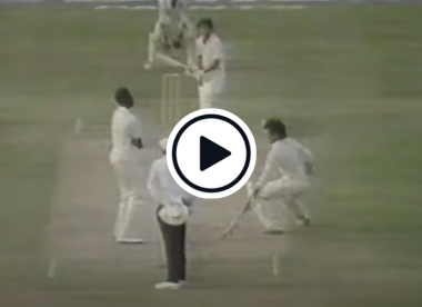 The Courtney Walsh non-Mankad which ended West Indies' World Cup dominance