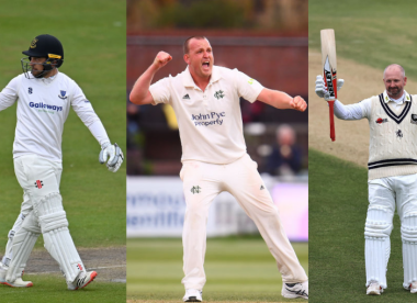 Wisden's County Championship team of the year