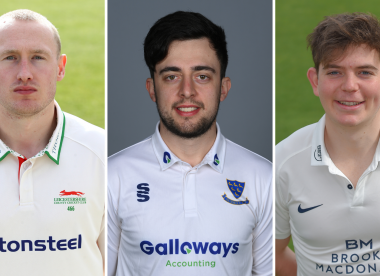Nine breakout stars of the 2021 County Championship