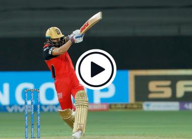 Watch: Virat Kohli hooks Jasprit Bumrah for six in high-octane high-pace battle