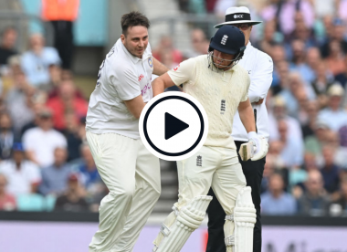 'Jarvo' interrupts Test match once more, bumps into Jonny Bairstow