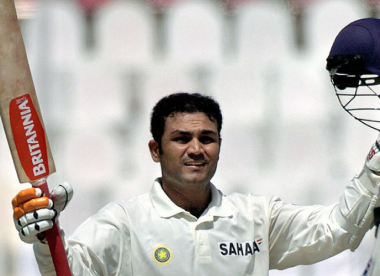 Quiz! Name the playing XIs from the Test in which Virender Sehwag scored 309
