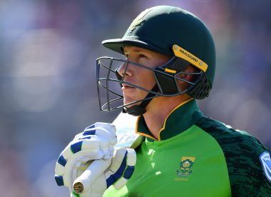 Rassie van der Dussen: 'I don't think anyone can replace AB, but I can be the best version of Rassie'