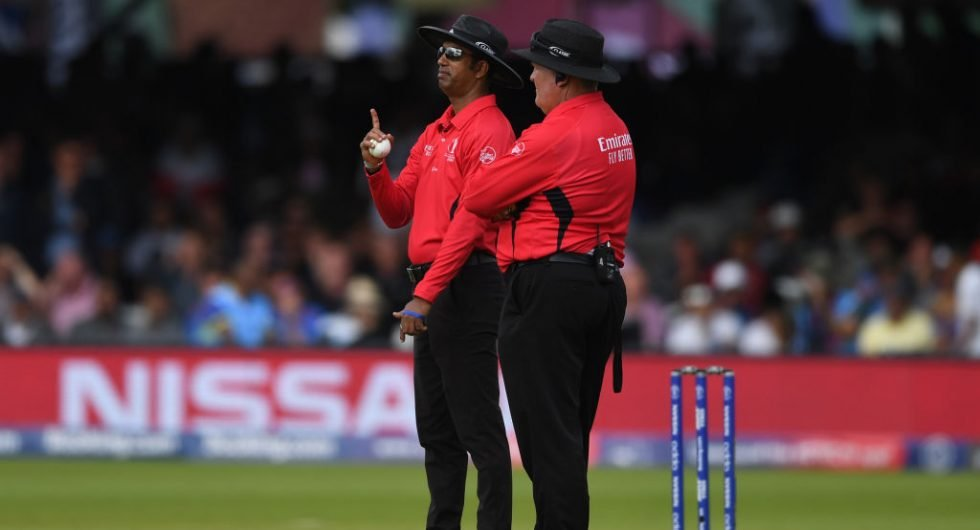 T20 World Cup umpires