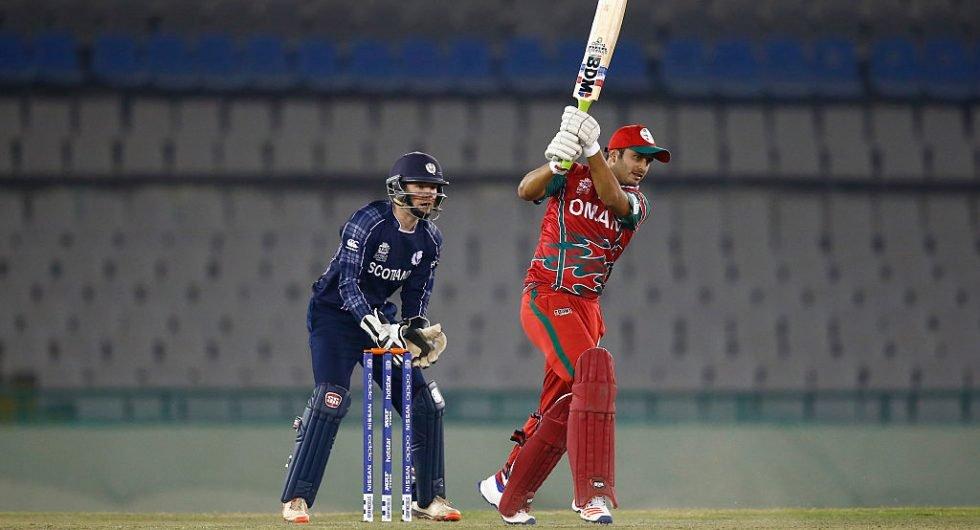 Oman squad T20 World Cup