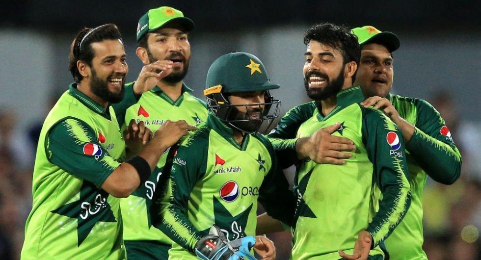 T20 World Cup Pakistan squad
