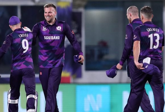 'Their first great World Cup win' - Praise pours in for Scotland after incredible Bangladesh upset