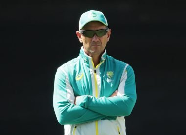 'A wise man once said...' - Justin Langer shares pair of bizarre, cryptic posts on LinkedIn