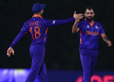 India cricket legends rally behind Mohammed Shami after 'shocking' online abuse due to his faith