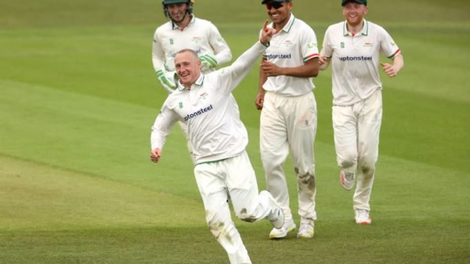 Callum Parkinson, the leading English spinner without a Lions gig