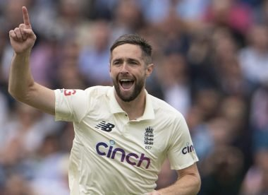 The unlikely winter of Woakes