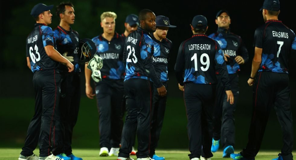 T20 World Cup Namibia squad