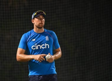 Looking after No.1: Dawid Malan's struggle to block out the noise
