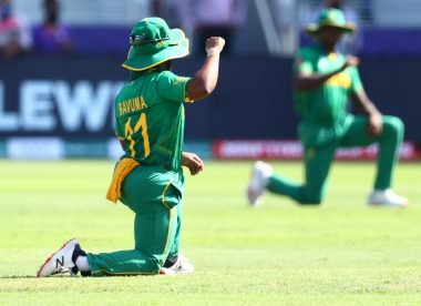 CSA mandate players to take the knee as de Kock opts out of selection for 'personal reasons'